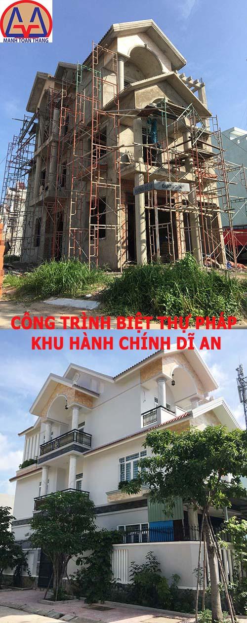 Biệt thự Nguyễn Thu Thịnh