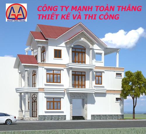 Dịch vụ thiết kế nhà phố Nhơn Trạch Đồng Nai