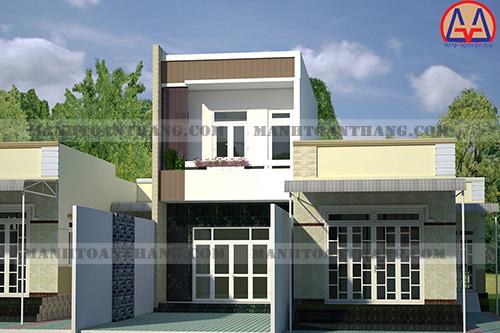 Nhà Phố Nhà Phố Đẹp - Sang Trọng (2)