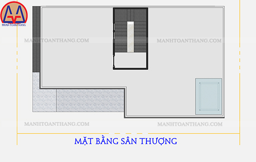Mẫu Thiết Kế Nhà 2 Tầng 1 Sân Thượng Ở Quê (12)