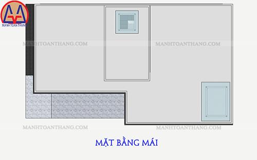 Mẫu Thiết Kế Nhà 2 Tầng 1 Sân Thượng Ở Quê (13)