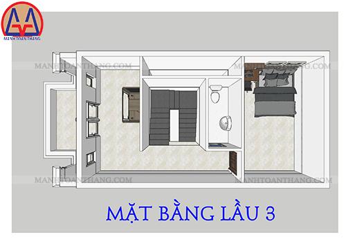 Thiết Kế Nhà Phố 4 Tầng Đẹp (6)